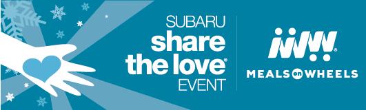 Subaru Share the Love® Event